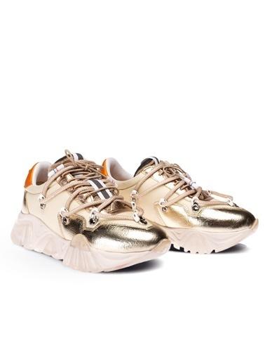Deery Sneakers Altın